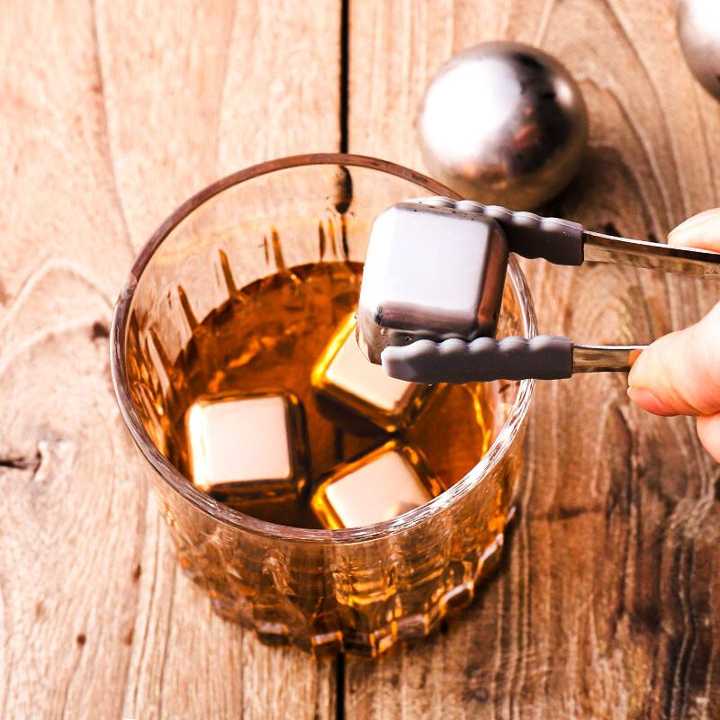 304不鏽鋼冰塊sgs驗證不鏽鋼 冰塊 冰球 威士忌冰塊 冰石 重複用冰塊 冷卻 冰塊盒 製