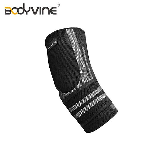 Bodyvine 超肌感貼紮護肘CT82507-灰色(S~XL) / 城市綠洲(護具、貼紮、UPF50+)