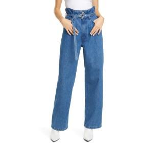 [ラグアンドボーン] レディース カジュアルパンツ rag & bone Paperbag Waist Wide Leg Jeans [並行輸入品]