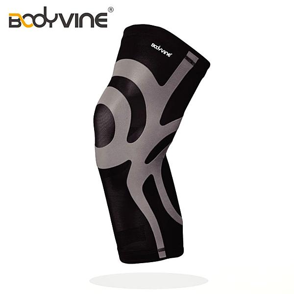 Bodyvine 超薄貼紮護膝CT15512-灰色(S~XL) / 城市綠洲(護具、貼紮、UPF50+)