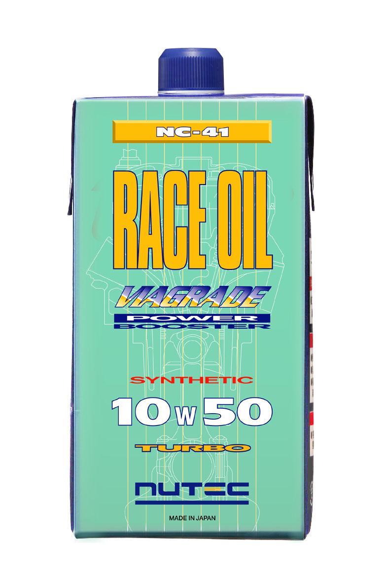 Race系列NC-41 10W-50引擎機油