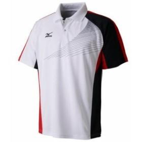 訳あり45%OFF!在庫限り!MIZUNO ミズノ ドライサイエンス/ゲームシャツ(ラケットスポーツ) 62JA601202(1)
