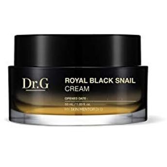 [Dr.G]ドクタージー ロイヤル ブラックスネールクリーム 50ml / ROYAL BLACK SNAIL CREAM 50ml [並行輸入品]