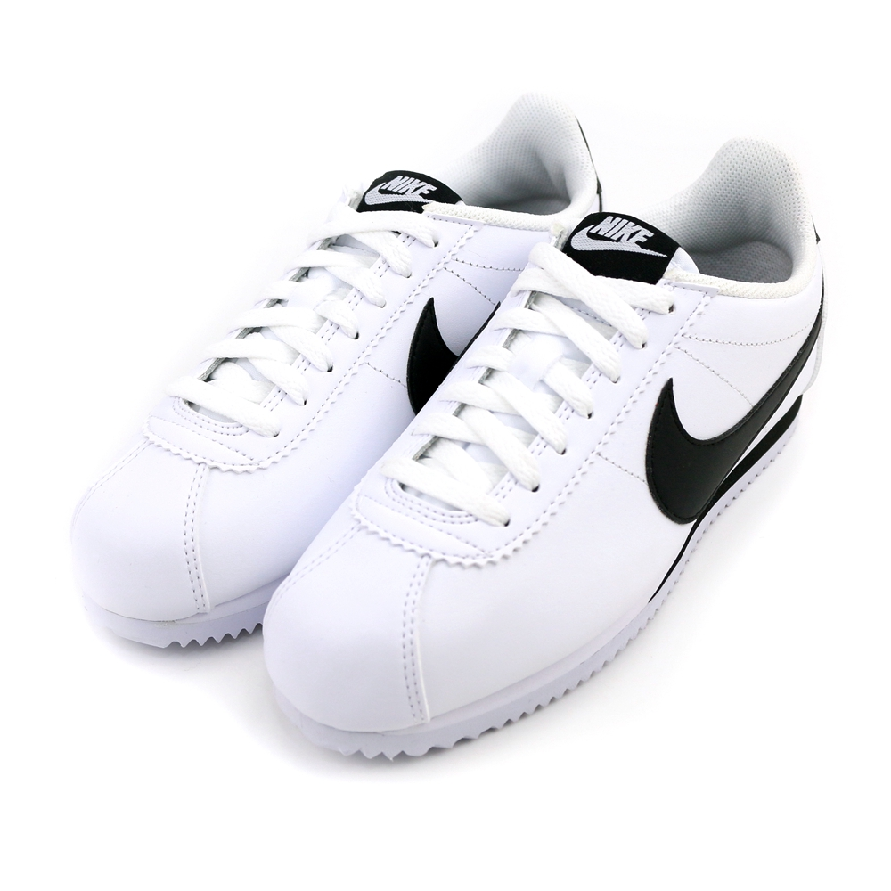 NIKE 耐吉 WMNS CLASSIC CORTEZ LEATHER 運動女鞋 807471101