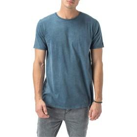 [ゼインローブ] メンズ Tシャツ ZANEROBE Flintlock Longline T-Shirt [並行輸入品]