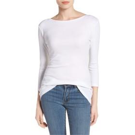 [カスロン] レディース Tシャツ Caslon Three Quarter Sleeve Tee [並行輸入品]