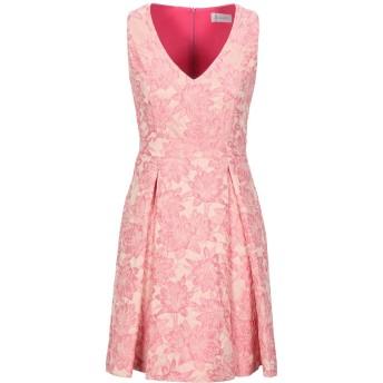 《セール開催中》LA KORE レディース ミニワンピース&ドレス ピンク 40 ポリエステル 94% / ナイロン 5% / ポリウレタン 1%