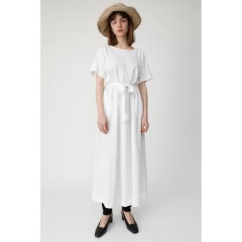 (moussy/マウジー)A LINE CUT ドレス/レディース O/WHT1