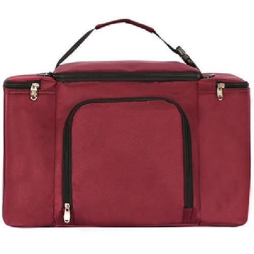 DENUONISS 多功能加厚保溫袋 45X22X28cm(紅)[大買家]