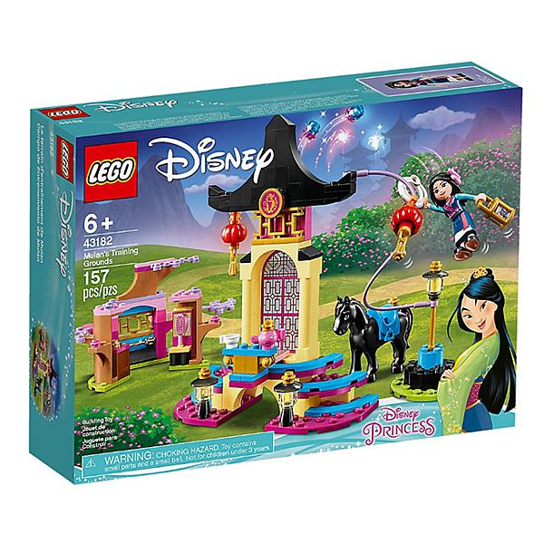 43182【LEGO 樂高積木】迪士尼公主 Disney Princess- 花木蘭的訓練場 Mulan s Training Grounds