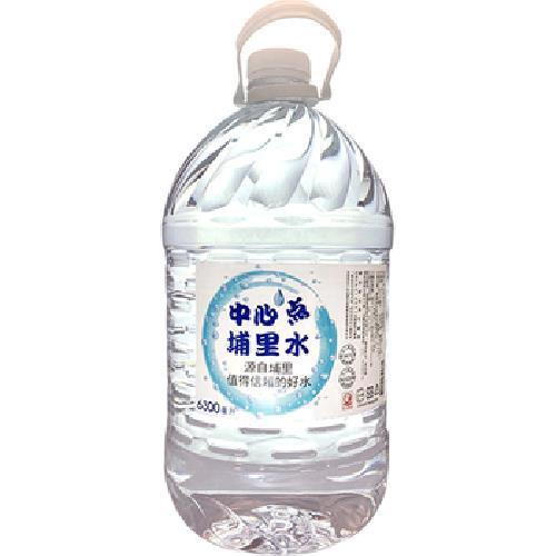 中心點 埔里水(6300ml/桶)[大買家]