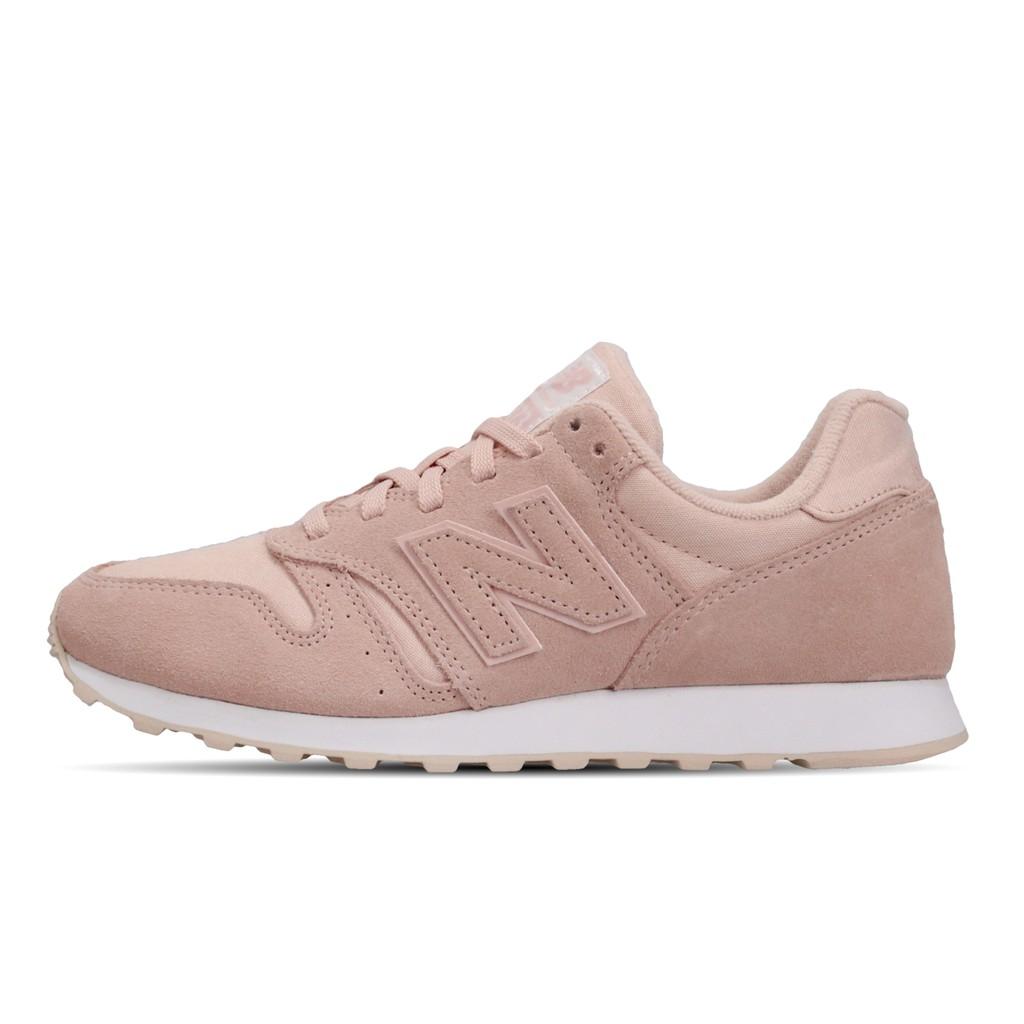 New Balance 慢跑鞋 NB 373 粉紅 白 女鞋 運動鞋 休閒鞋 WL373WTC B 【ACS】