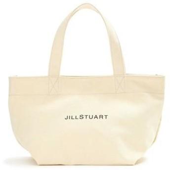 JILLSTUART/ジルスチュアート ◆[WEB限定商品]ベーシックキャンバストートバッグ S WHITE -