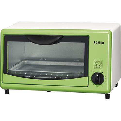 SAMPO 聲寶  8L電烤箱  KZ-SL08