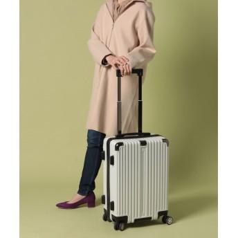 (russet/ラシット)Trolley Bag トロリー スーツケース(TK-118)/レディース ホワイト