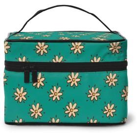 化粧ポーチ メイクボックス 小柄 星 コスメボックス 化粧バッグ 大容量収納ケース トラベルバッグ 小物入れ 収納ボックス 洗面用具入れ 出張 旅行 家用 收納抜群 ファスナー