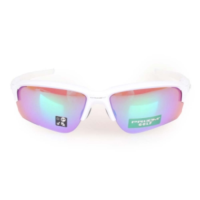OAKLEY FLAK DRAFT 一般太陽眼鏡附硬盒 白銀