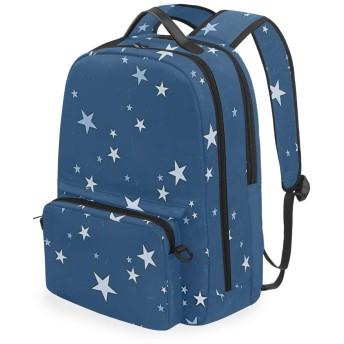 バックパック 取り外し可能 組み合わ リュックサック メンズ レディース 手提げバッグ 肩がけバッグ ショルダーバッグ 大容量 耐久性 実用的 多機能 星柄 星空 親子パック おしゃれ