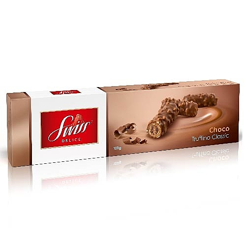 Swiss Delice 榛果威化巧克力(100g)