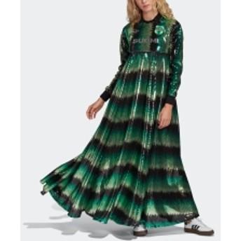 スパンコール ドレス