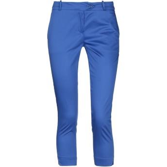 《セール開催中》IMPERIAL レディース カプリパンツ ブルー XS コットン / ポリウレタン / ポリエステル