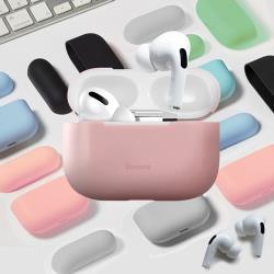 Baseus 倍思 for Airpods Pro 輕柔薄致矽膠保護套