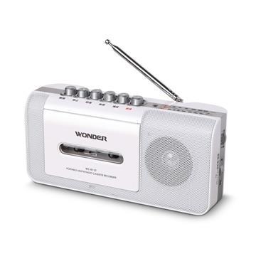 WONDER 旺德 手提式收錄音機 WS-R15T