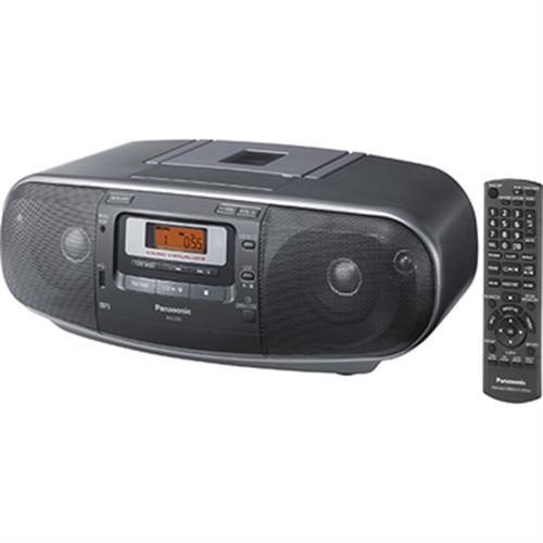 Panasonic 手提USB/CD收錄音機RX-D55[大買家]