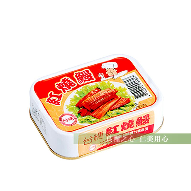 台糖 紅燒鰻(100gx3罐)