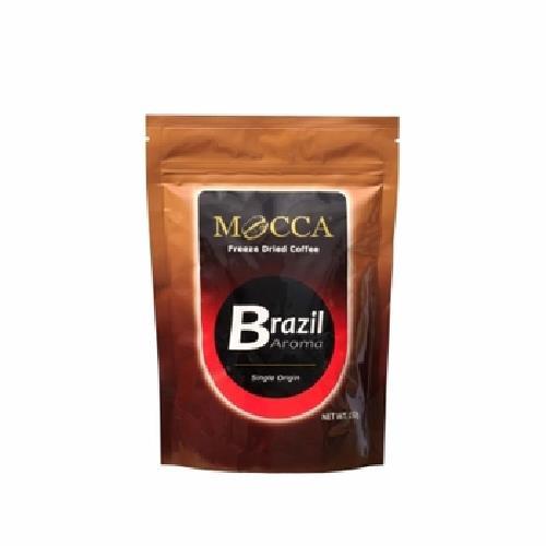 摩卡 巴西香濃咖啡(補充包150g)[大買家]