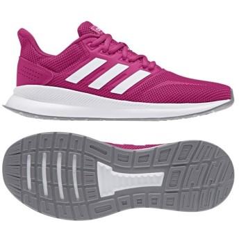 アディダス ファルコンラン FALCONRUN W F36219 陸上 ランニングシューズ : ピンク adidas