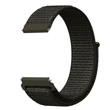愛買奇 三星SAMSUNG WATCH運動錶帶 20mm 軍綠色(W002)