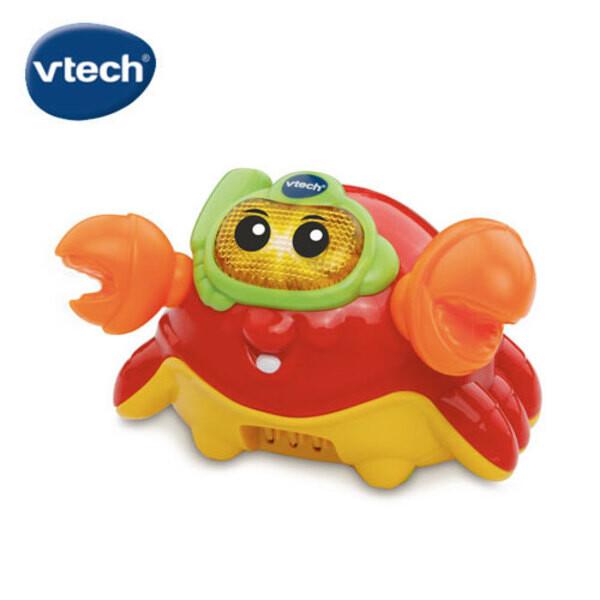 vtech 2合1嘟嘟戲水洗澡玩具系列-快樂螃蟹