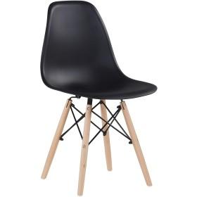 Tribesigns 椅子 イームズチェア ダイニングチェア 人気の木脚(DSW) レストラン、リビング、キッチン、宴会、オフィス使用など W29904658 (1脚セット)