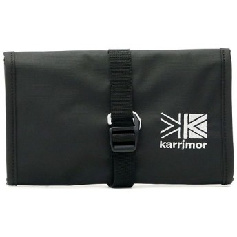 (Karrimor/カリマー)カリマー ポーチ karrimor 小物入れ habitat series roll pouch トラベルポーチ マルチケース 旅行 パスポート/ユニセックス ブラック