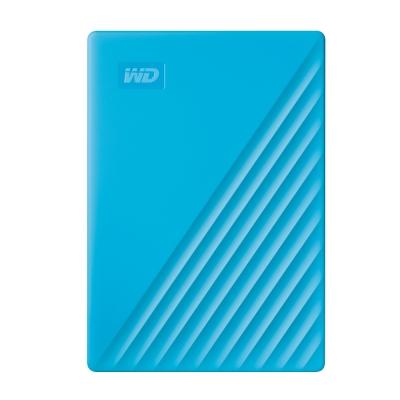 WD My Passport 5TB(藍) 2.5吋行動硬碟