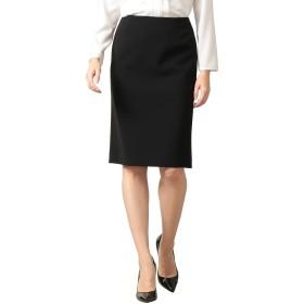 [エポカ] EPOCA コンパクトダブルクロスタイトスカート M5S01300_ 38 黒(09)