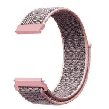 愛買奇 三星SAMSUNG WATCH運動錶帶 20mm 粉砂色(W001)