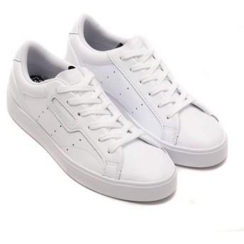 (adidas/アディダス)アディダスオリジナルス スリーク W/メンズ ホワイト