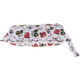 SM SunniMix おむつポーチ おむつバッグ 巾着袋 収納バッグ 花柄 防水バッグ マザーズバッグ 多機能 全8種 - スタイル1