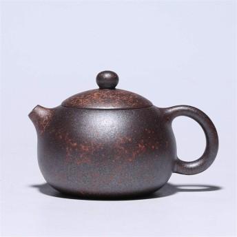 YUXINXIN 宜興急須宜興茶ポットは、薪の美しさにすべて手作りの品質のモデルを鉱石ティーポット努力ティーポット (Color : Firewood)