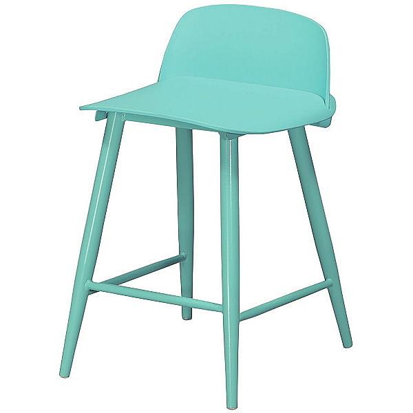 吧檯椅 CV-782-23 8321H椅(水藍)【大眾家居舘】