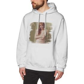 5色入 パーカー メンズ ロック Florence And The Machine High As Hope バンド メタル スウェット 無地,ファッション アルバム パンクおもしろ ビンテージ レトロ Rock Sweatshirt, White, M