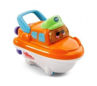 VTech   2合1嘟嘟戲水洗澡玩具系列 酷炫快艇