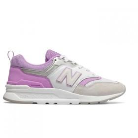 ニューバランス New Balance レディース スニーカー シューズ・靴 997HV Trainers Pink/White