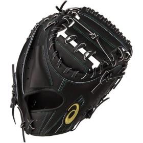 ASICS アシックス GOLDSTAGE ゴールドステージ(捕手用) メンズアクセサリー 野球用品 ブラック LH