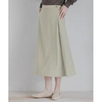 フレアロングスカート【お取り寄せ商品】