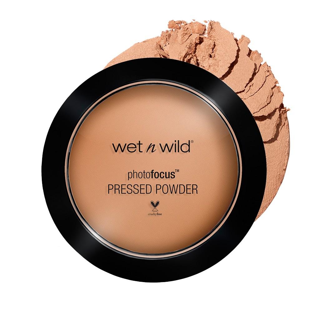 wet n wild 完美上相專業輕量粉餅/現貨3色/E824E小麥色【wet n wild 官方旗艦店】
