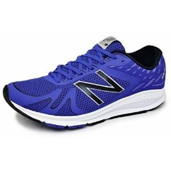 ニューバランス メンズ ランニングシューズ NEWBALANCE VAZEE URGE M バジー 反発弾性 靴 軽量 D幅 MURGE (26.0cm, BLUE/BLACK)