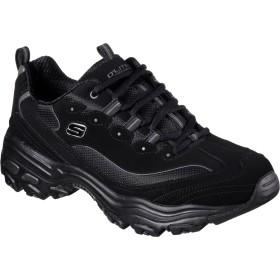 [スケッチャーズ] シューズ スニーカー D'Lites Sneaker Black メンズ [並行輸入品]